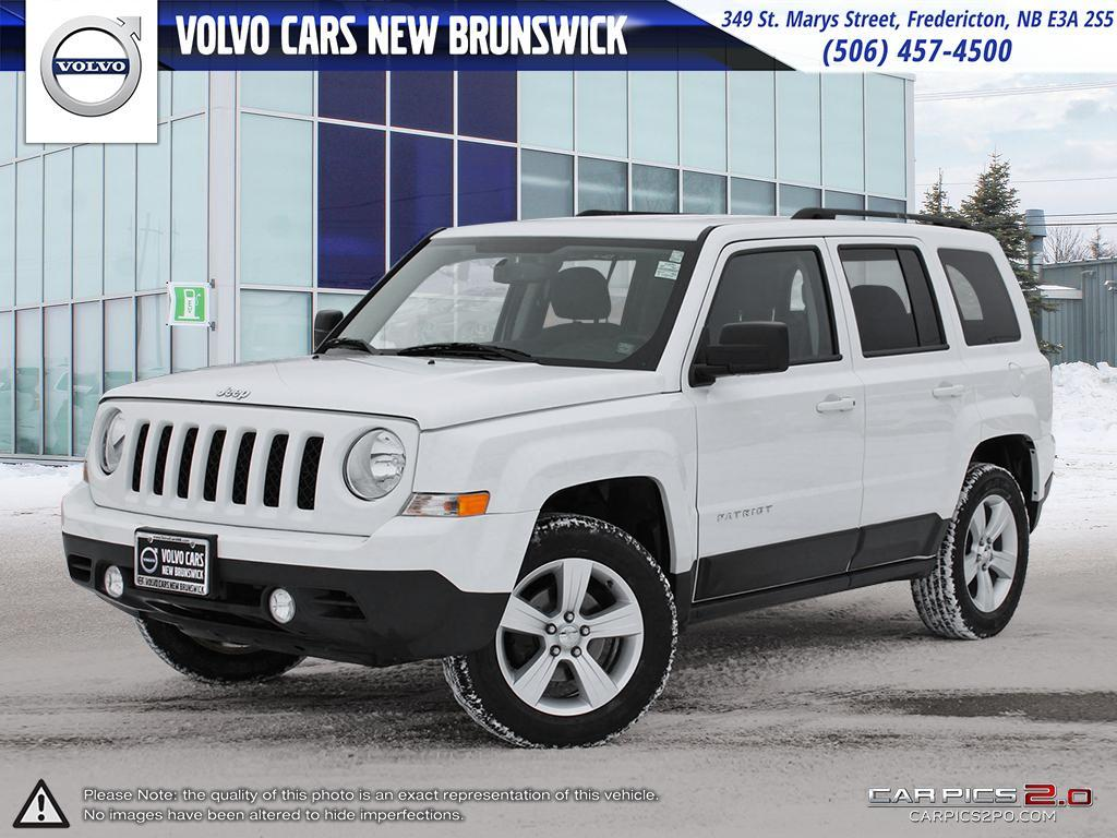 Pre-Owned 2014 Jeep Patriot Sport/North