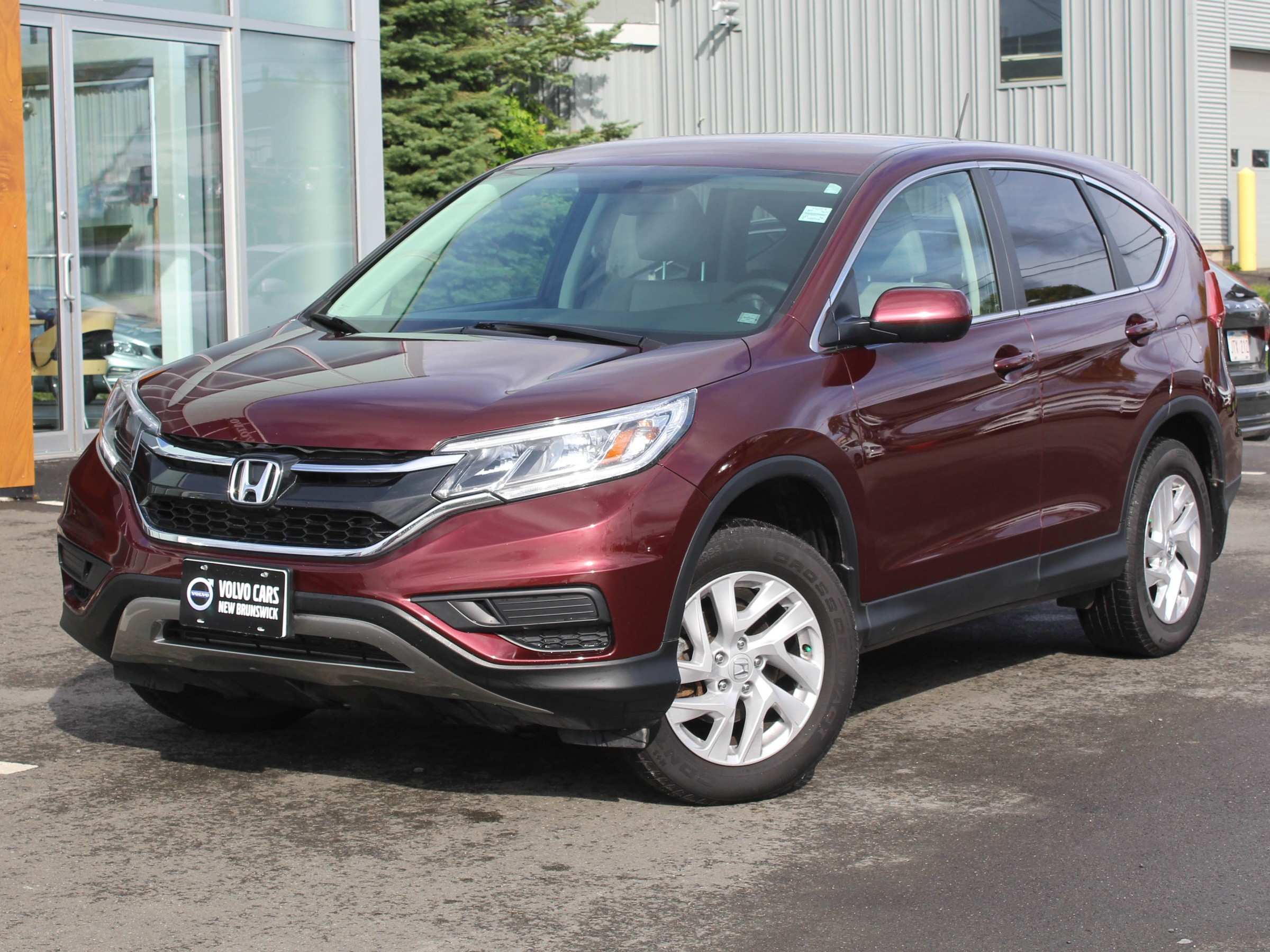 Certified Pre-Owned 2015 Honda CR-V SE