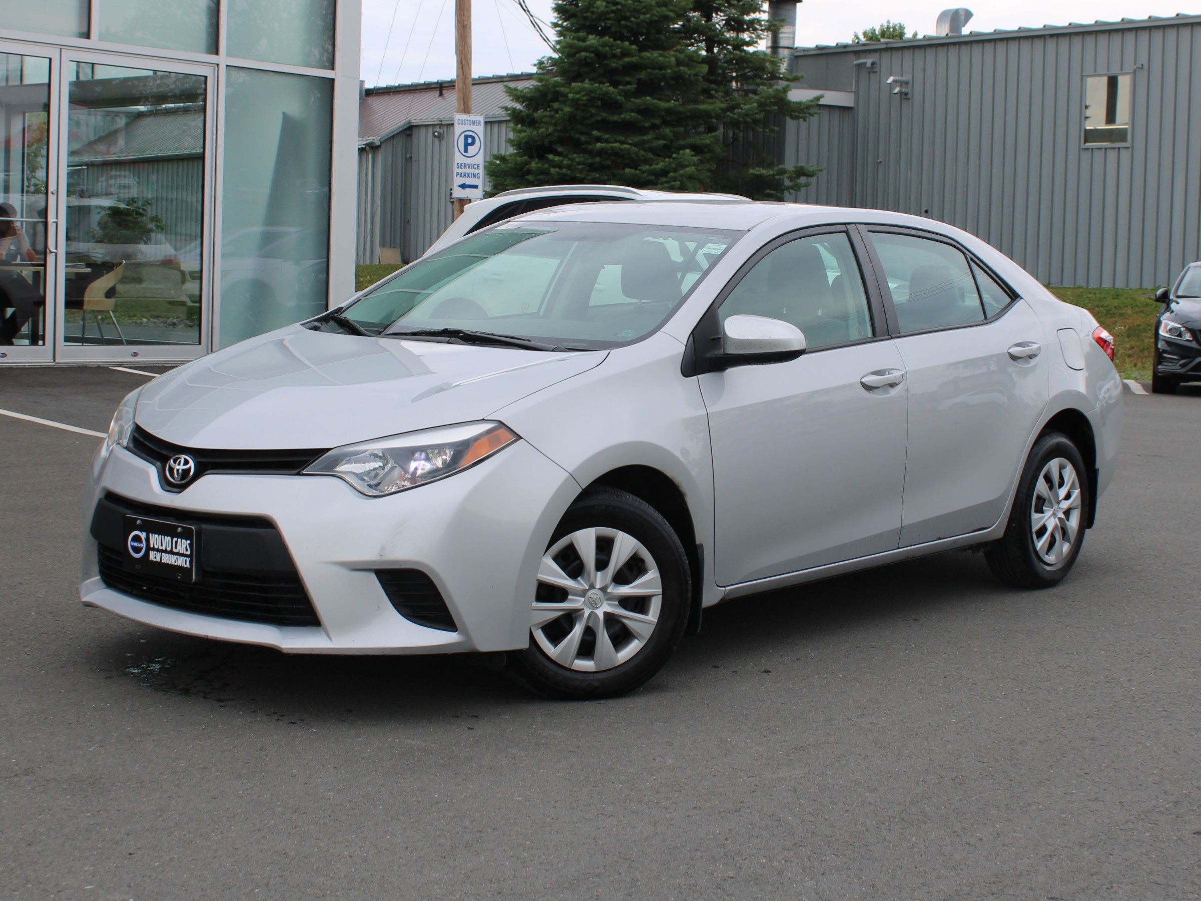 Certified Pre-Owned 2015 Toyota Corolla CE