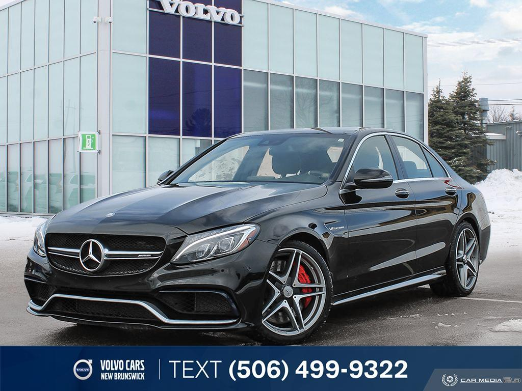 Certified Pre-Owned 2016 Mercedes-Benz AMG C S