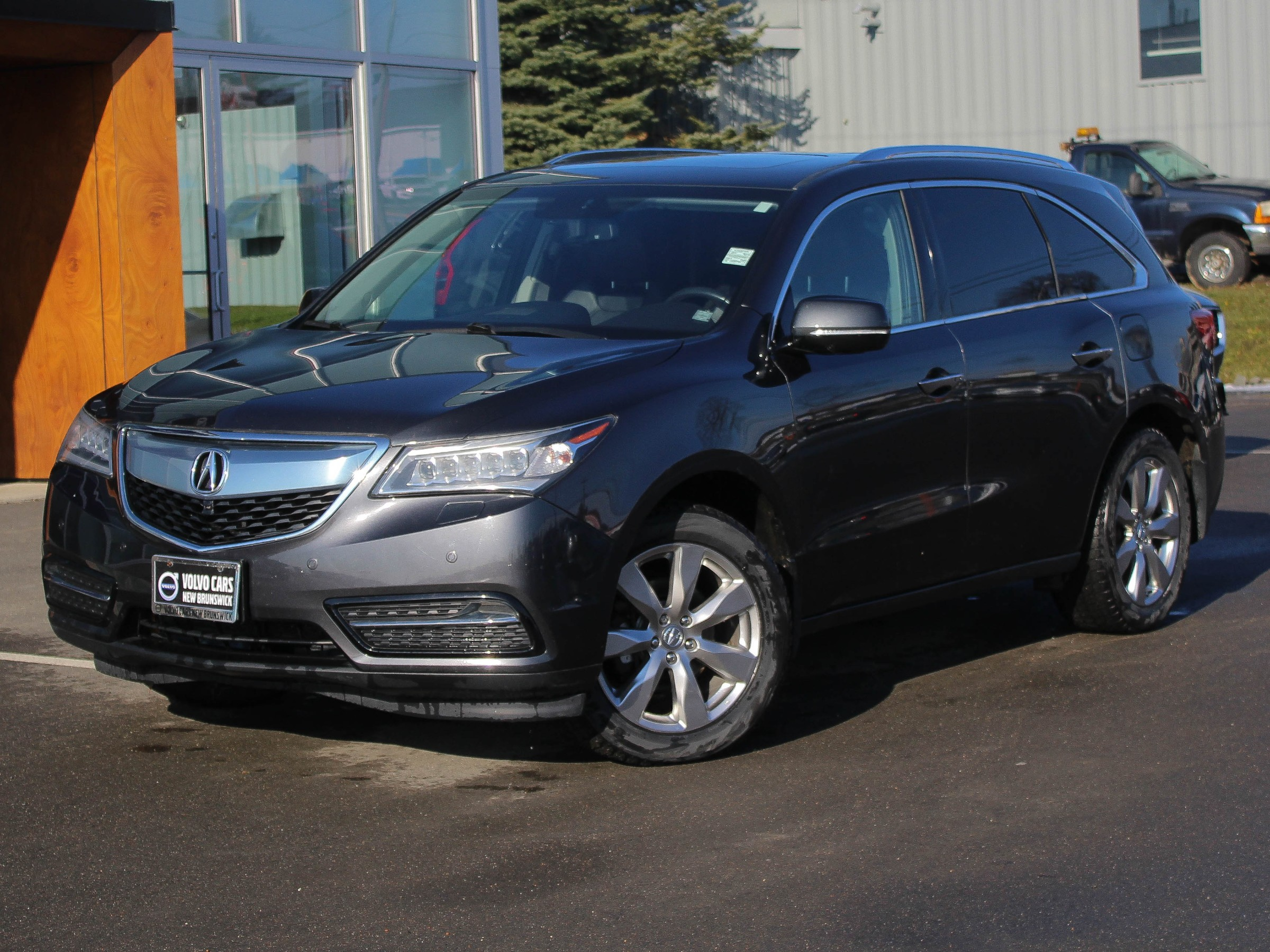 Pre-Owned 2014 Acura MDX Elite Package