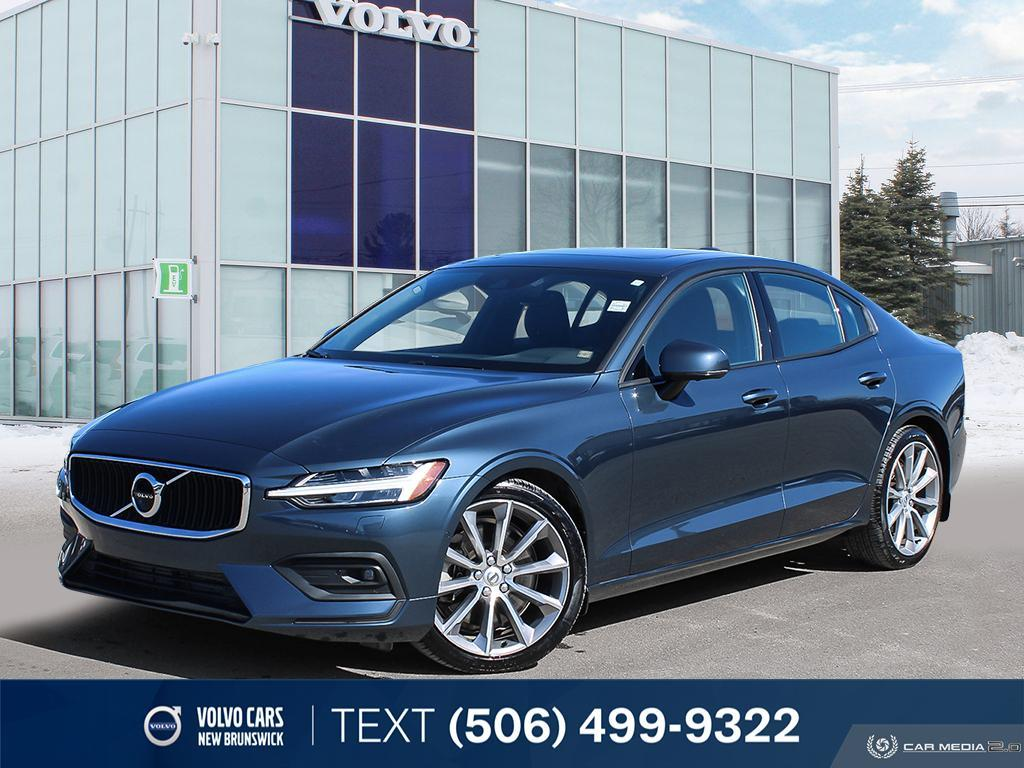 Certified Pre-Owned 2019 Volvo S60 T6 Momentum