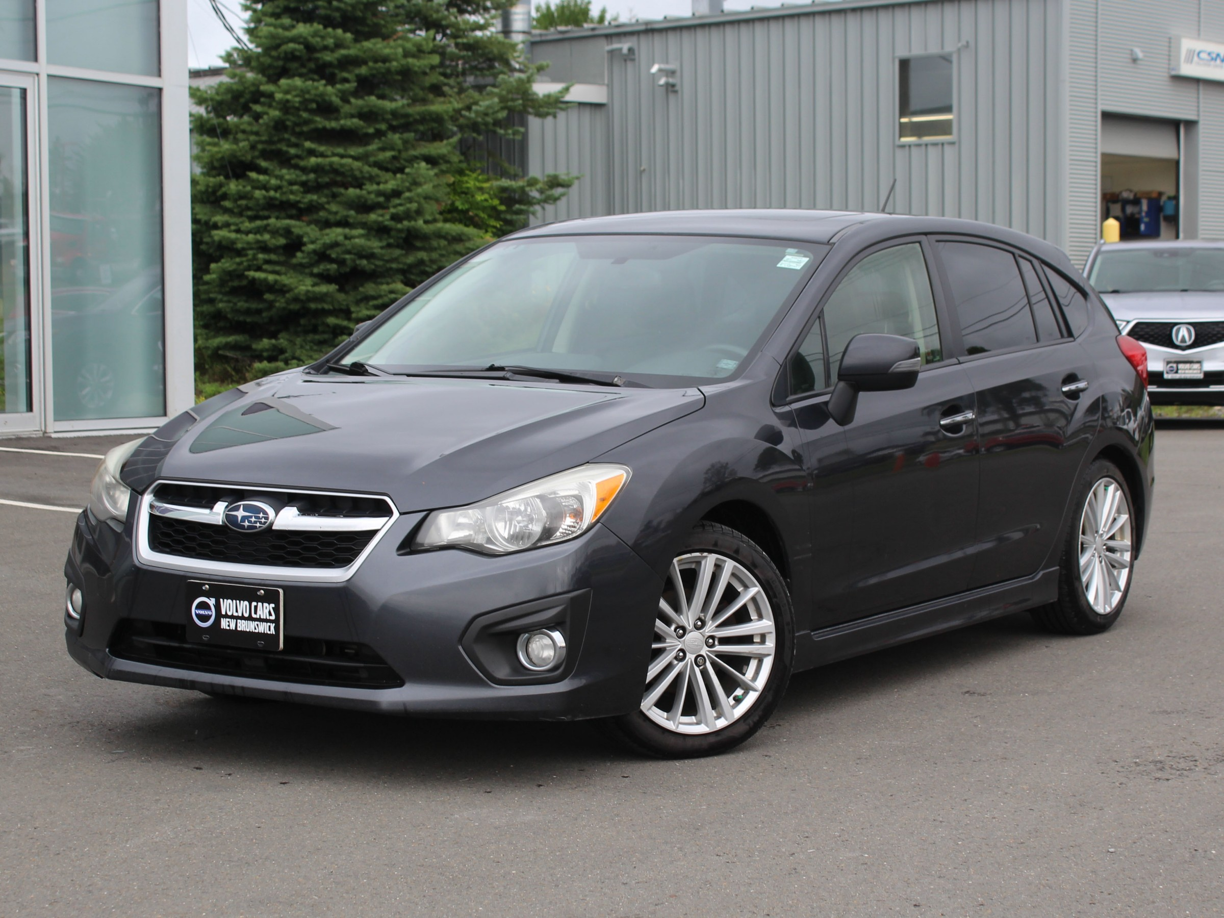 Pre-Owned 2012 Subaru Impreza 2.0i Limited Package