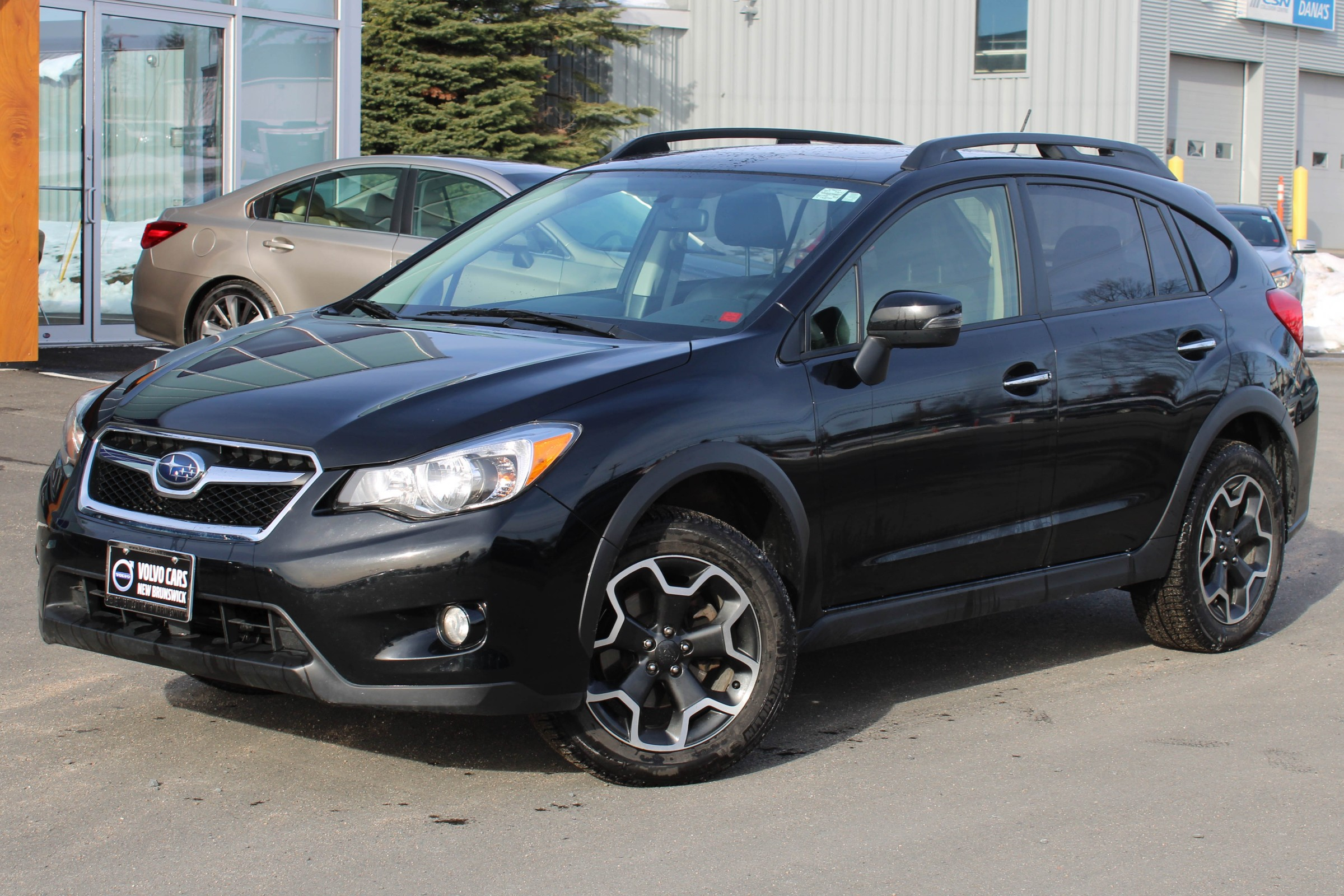 Pre-Owned 2015 Subaru XV Crosstrek Limited Package Compact ...