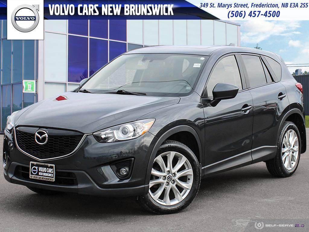 Certified Pre-Owned 2014 Mazda CX-5 GT