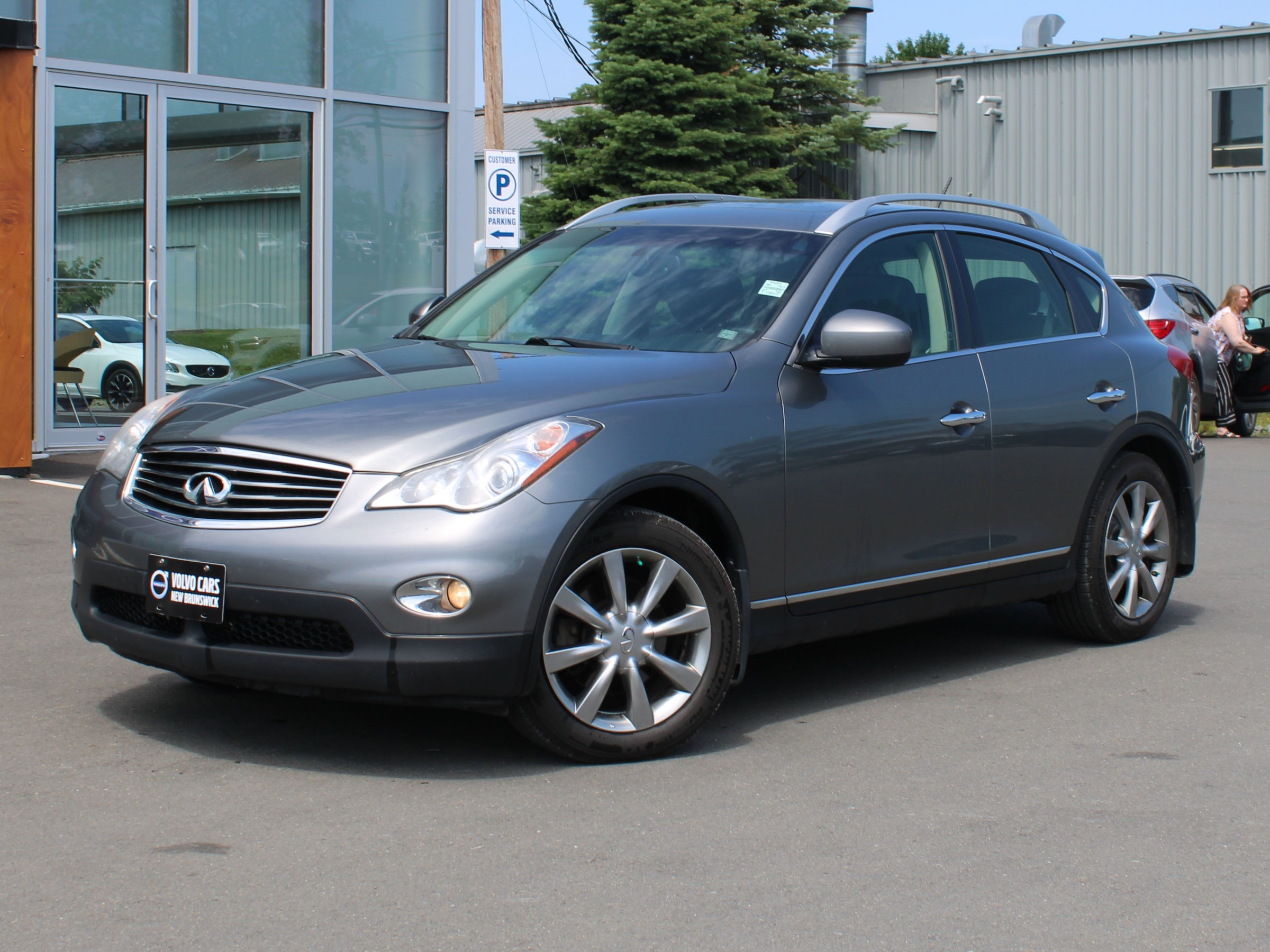 Pre-Owned 2013 INFINITI EX37 Luxury