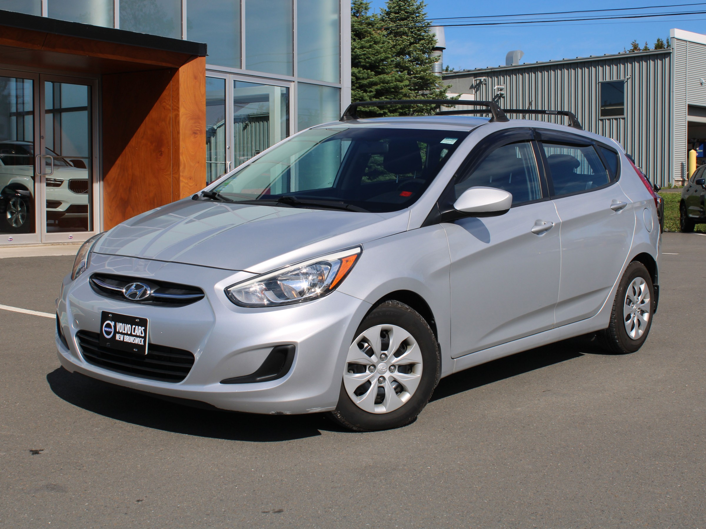 Certified Pre-Owned 2015 Hyundai Accent GL