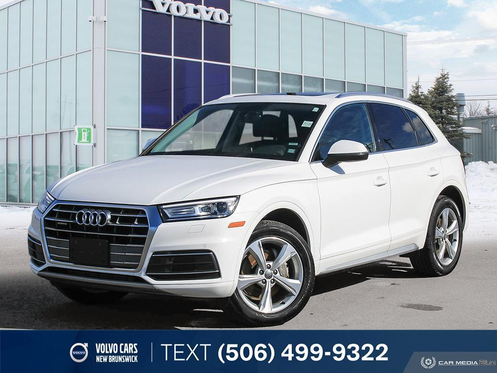 Certified Pre-Owned 2019 Audi Q5 45 Progressiv