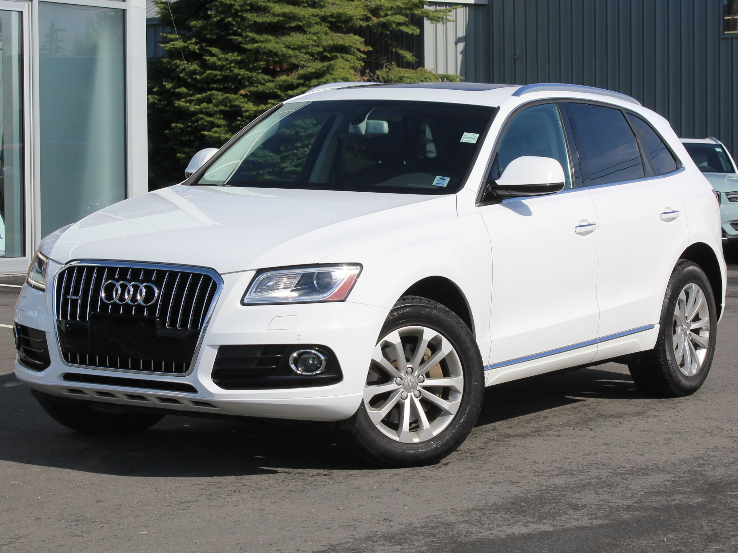 Certified Pre-Owned 2017 Audi Q5 3.0T Progressiv