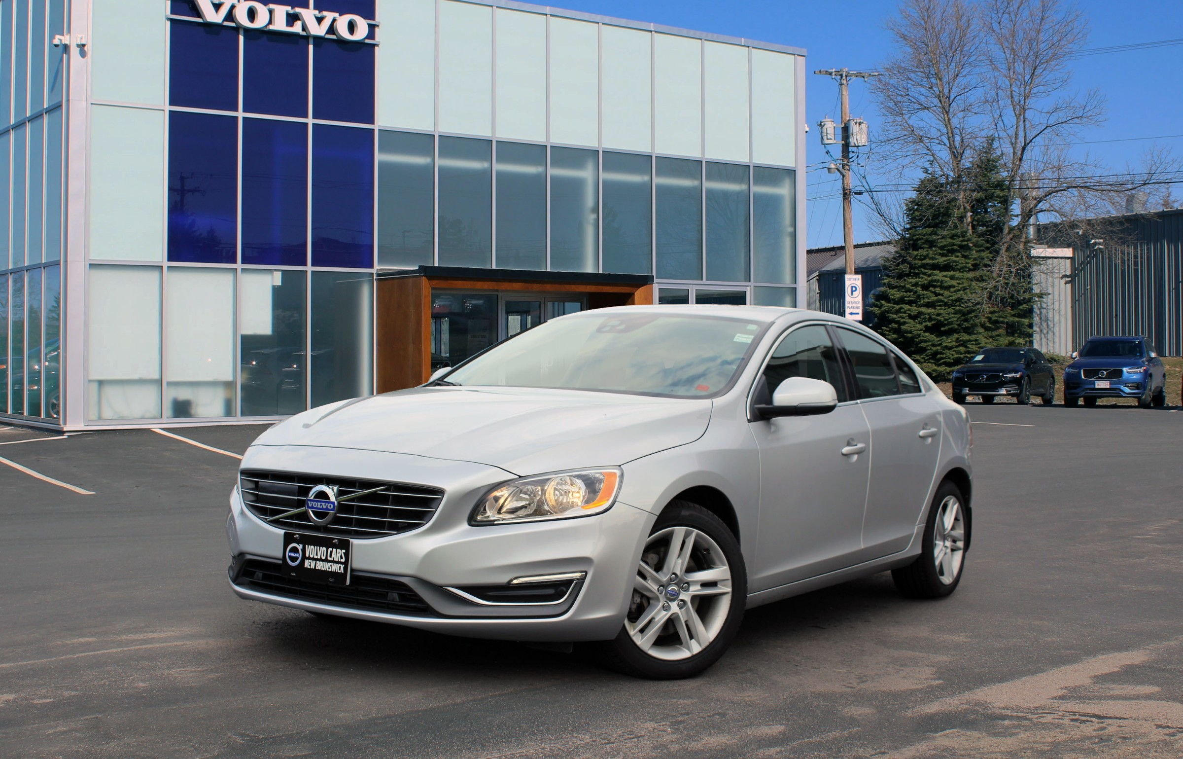 Pre-Owned 2015 Volvo S60 T5