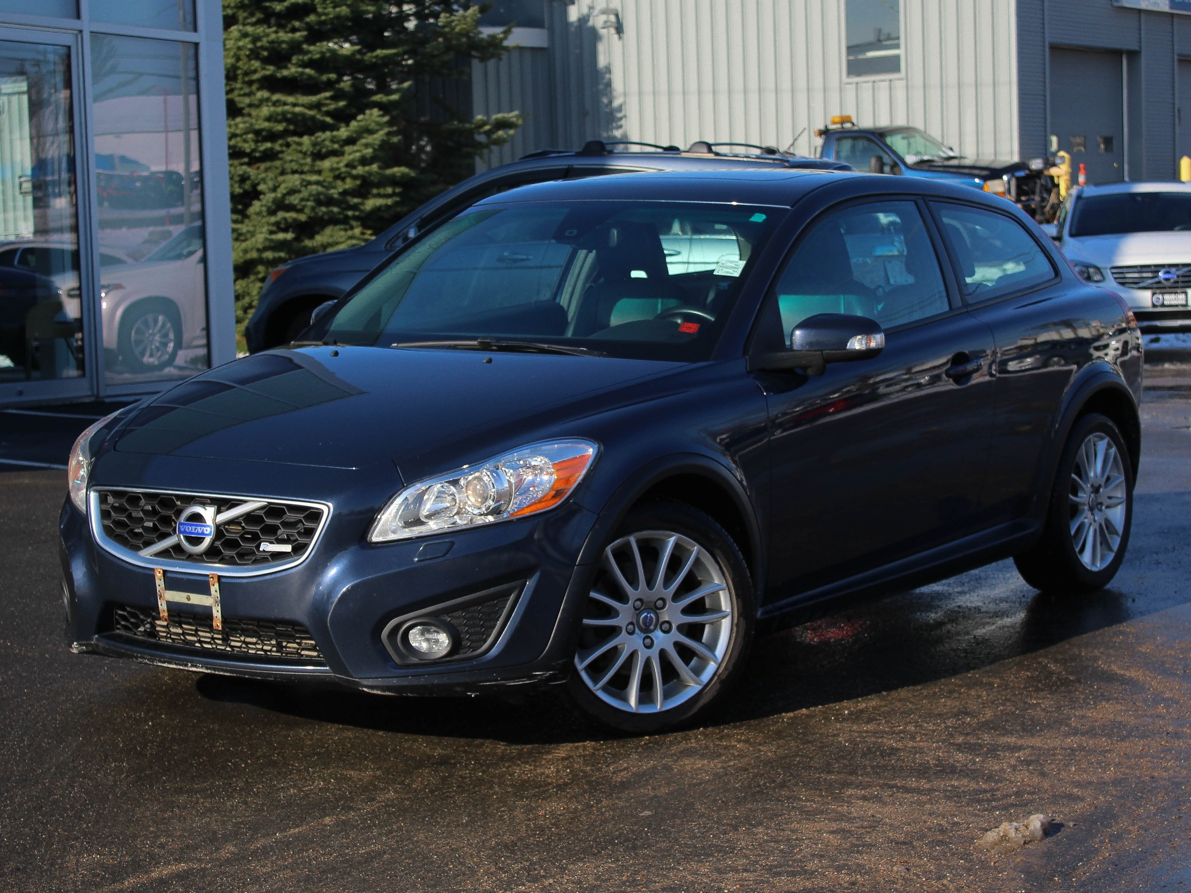 Pre-Owned 2012 Volvo C30 T5 Premier Plus