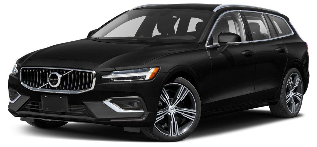 New 2020 Volvo V60 T6 R-Design