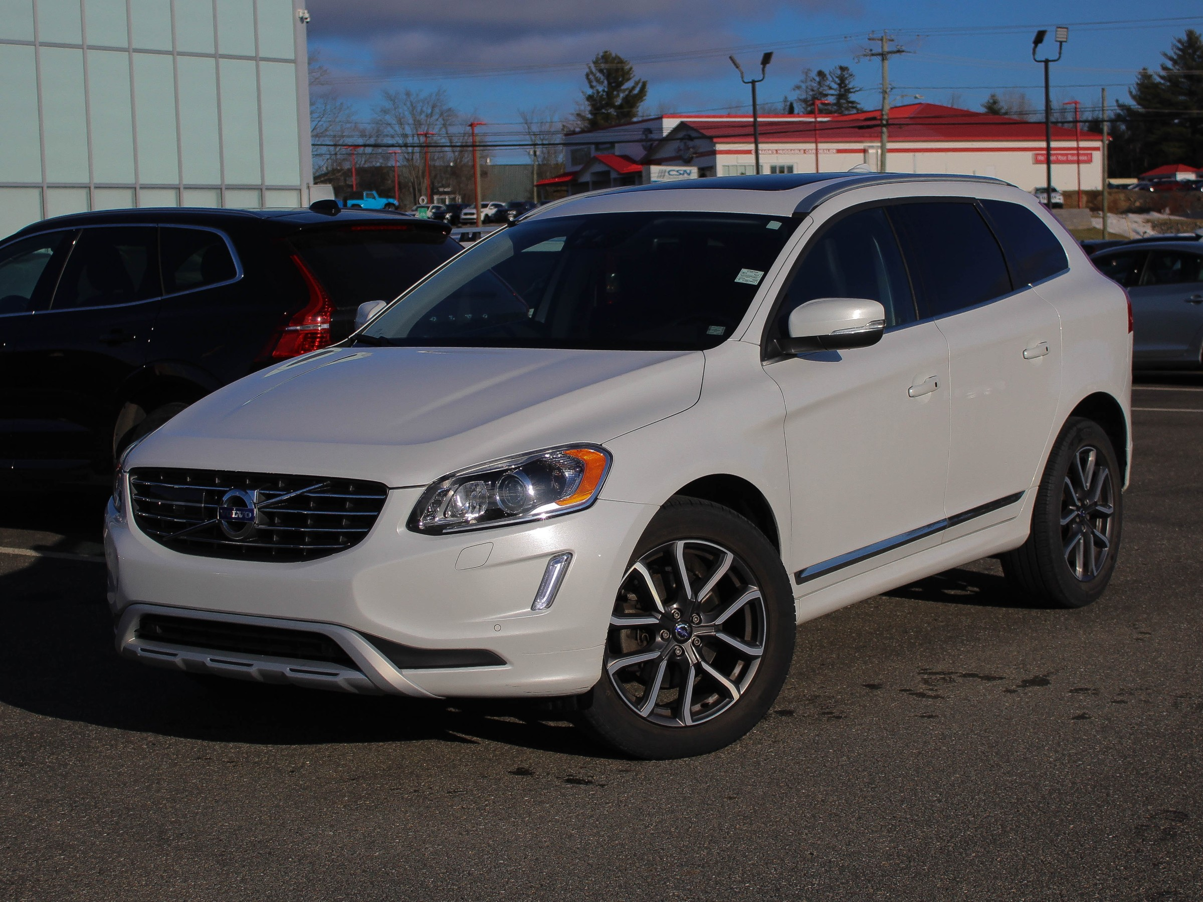 Certified Pre-Owned 2016 Volvo XC60 T5 Special Edition Premier