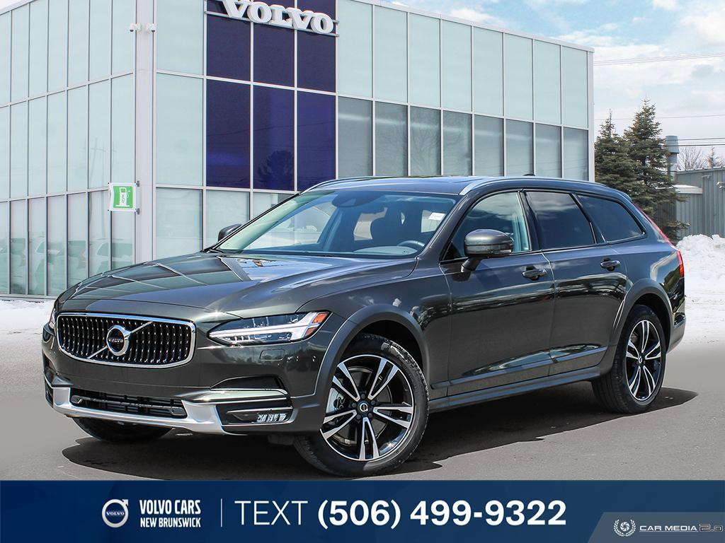 Pre-Owned 2019 Volvo V90 Cross Country T6