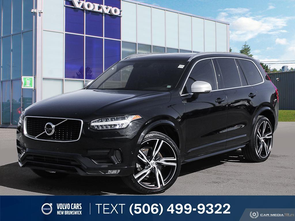 Certified Pre-Owned 2018 Volvo XC90 T6 R-Design