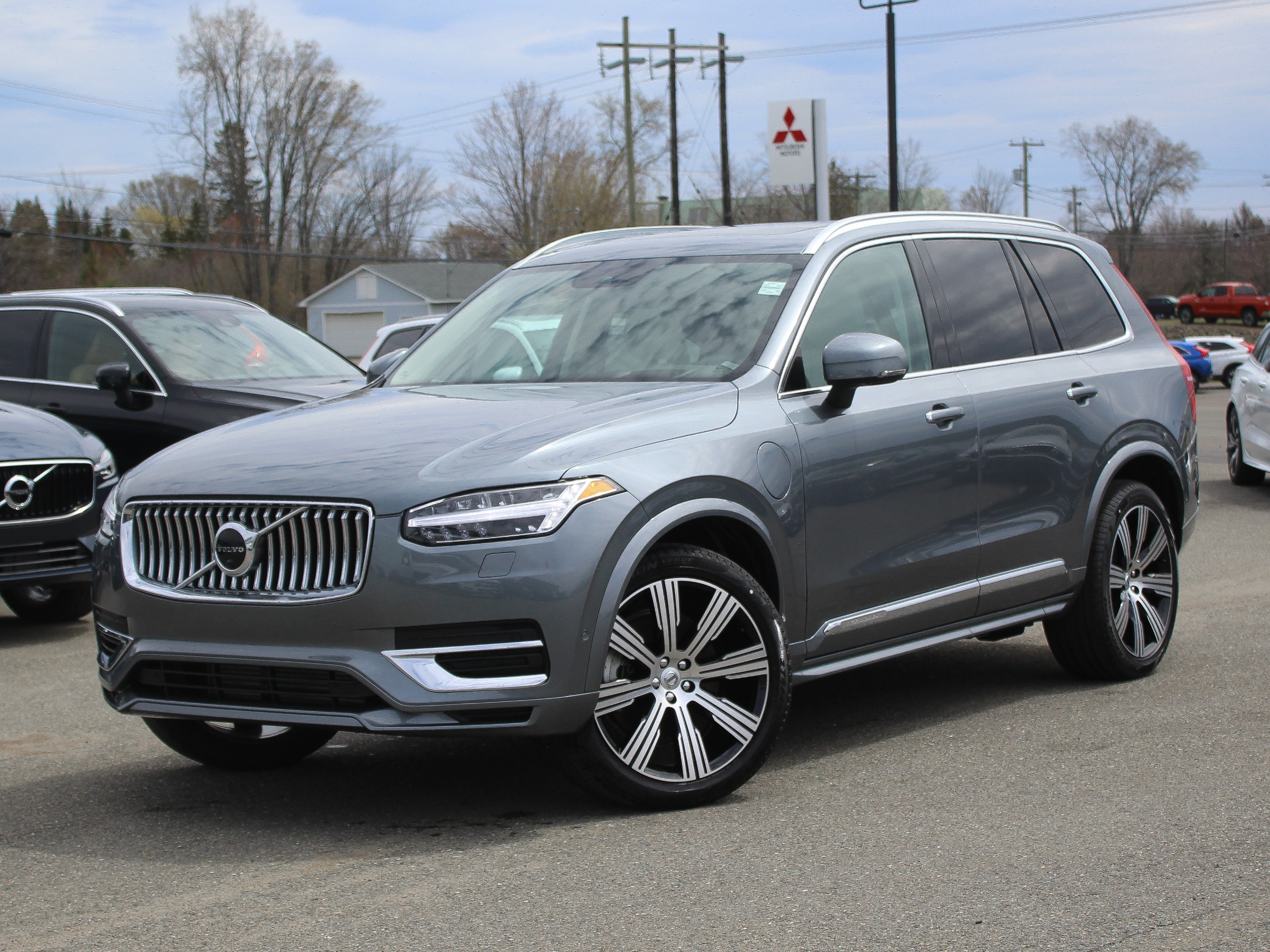 new 2020 volvo xc90 hybrid t8 inscription intermediate