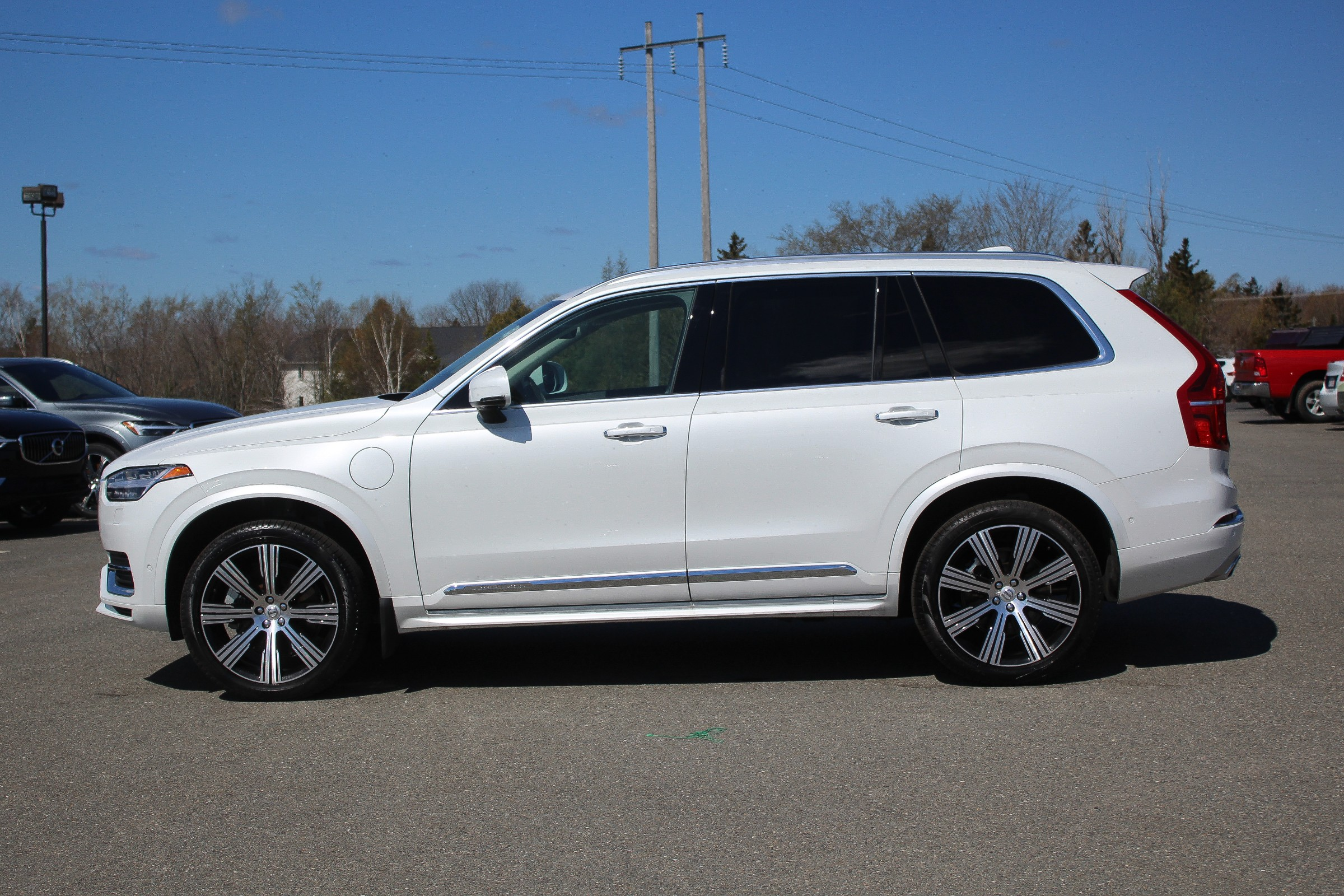 New 2020 Volvo XC90 Hybrid T8 Inscription Intermediate ...