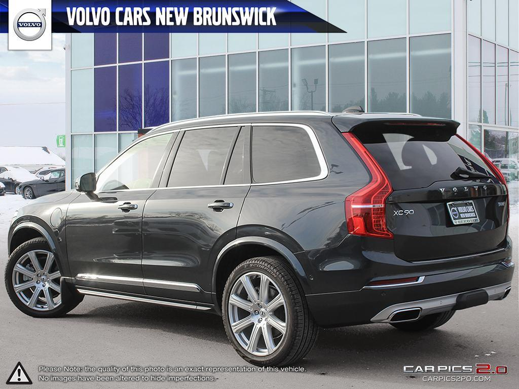 Pre Owned 2018 Volvo Xc90 Hybrid T8 Inscription