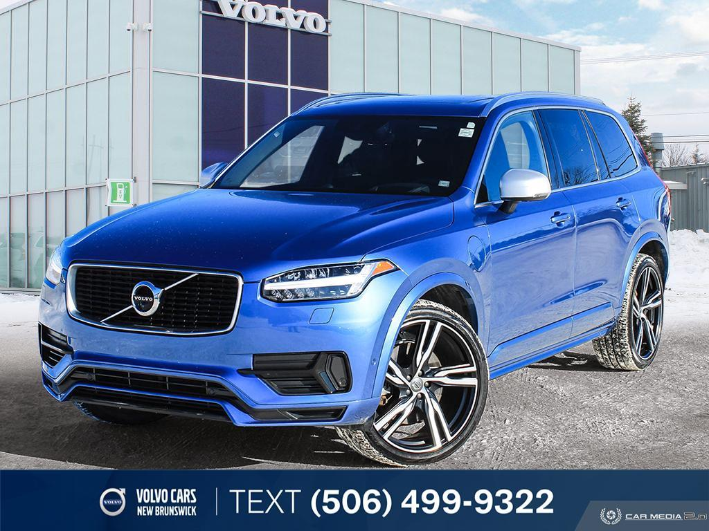 Certified Pre-Owned 2018 Volvo XC90 Hybrid T8 R-Design