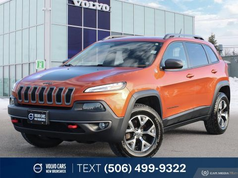 Certified Pre-Owned 2015 Jeep Cherokee Trailhawk