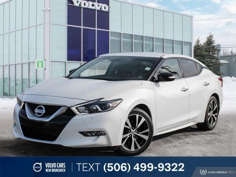 Certified Pre-Owned 2016 Nissan Maxima SV