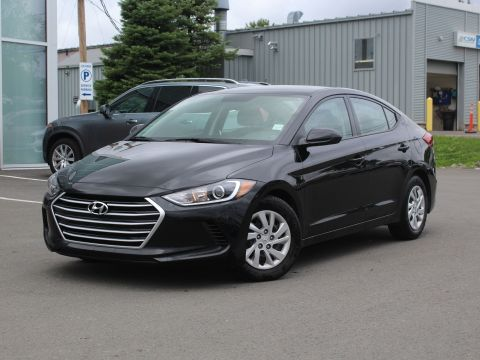 Certified Pre-Owned 2017 Hyundai Elantra LE