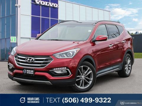 Certified Pre-Owned 2017 Hyundai Santa Fe Sport 2.0T Limited