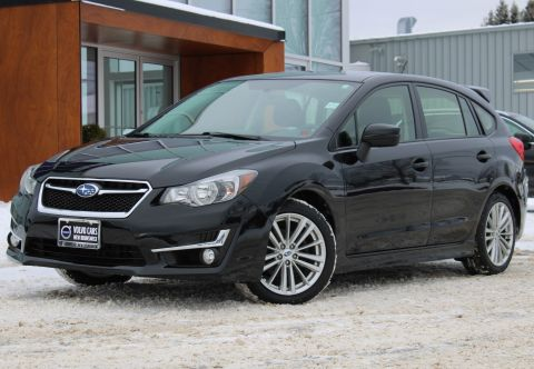 Pre-Owned 2015 Subaru Impreza 2.0i Sport Package