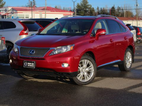 Pre-Owned 2011 Lexus RX 450h