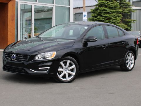Certified Pre-Owned 2018 Volvo S60