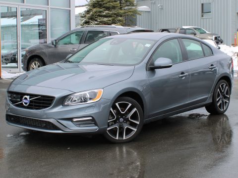 Certified Pre-Owned 2018 Volvo S60 T5 Dynamic