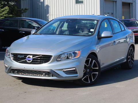 Certified Pre-Owned 2018 Volvo S60 T6 Dynamic