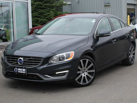Pre-Owned 2014 Volvo S60 T6 Premier Plus