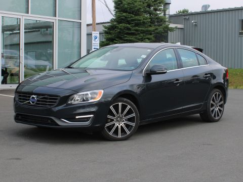 Pre-Owned 2014 Volvo S60 T6