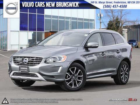 Pre-Owned 2017 Volvo XC60 T5 Special Edition Premier