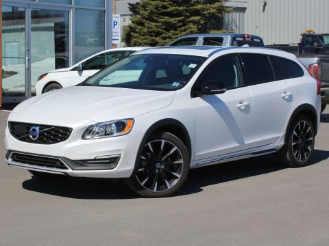 Certified Pre-Owned 2018 Volvo V60 Cross Country T5 Premier