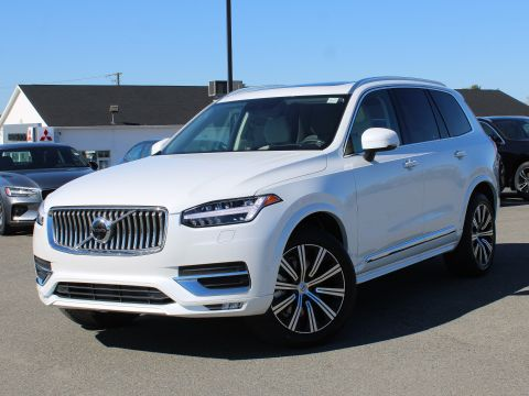 New 2020 Volvo XC90 T6 Inscription 7 Passenger With Navigation & AWD