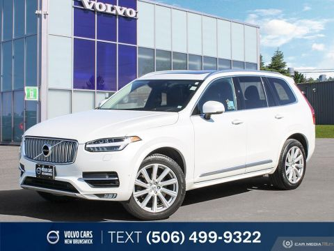 Certified Pre-Owned 2016 Volvo XC90 T6 Inscription