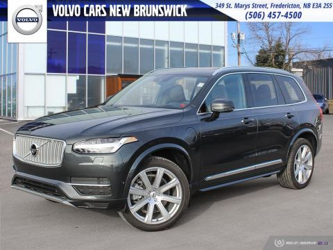 Pre-Owned 2018 Volvo XC90 Hybrid T8 Inscription